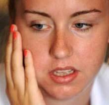 Проблемы с зубами и деснами - воспаление десен