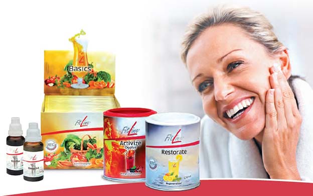 Правильное питание - продукция PM International