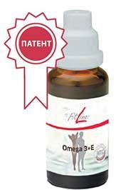 Правильное питание Omega 3 + E