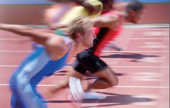 Фитнес-Дринк быстро включает мышцы в работу