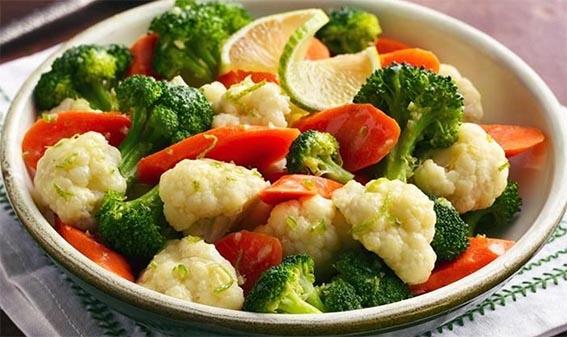 витамины в овощах и фруктах сохраняются в пароварке