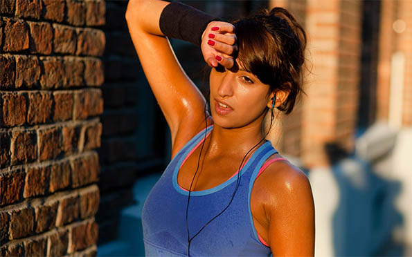 Фитнес-Дринк поддерживает водно-солевой баланс
